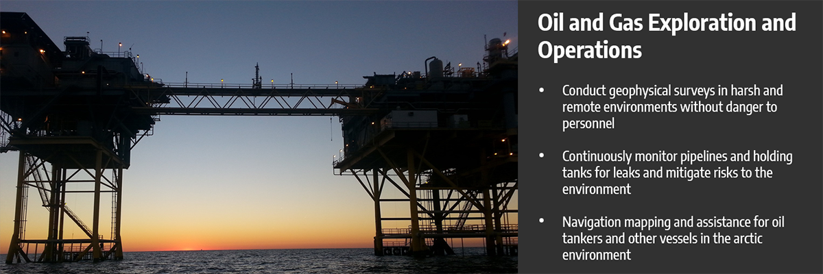 Oil and Gas Exploration and Operations