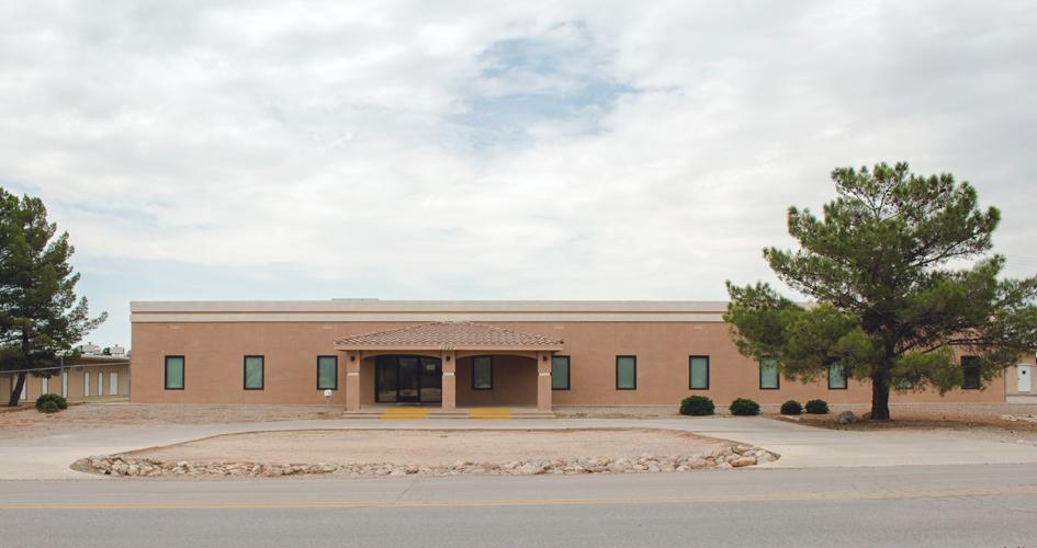ETV's headquarters in Alamogordo, NM